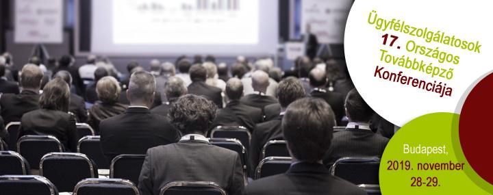 Ügyfélszolgálatosok Országos Továbbképző Konferenciája